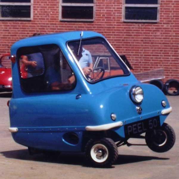 Blue Peel P50 Picture