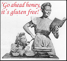 'Go ahead honey it's gluten free!' archive