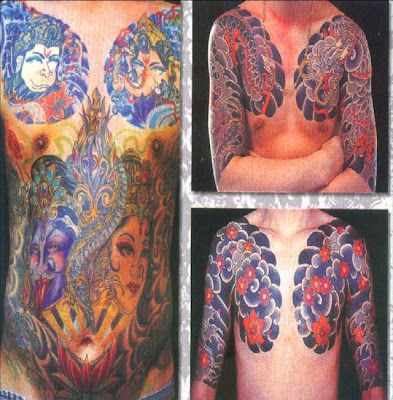 India tattoos.