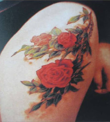 tells you about Japanese flower Tattoo designs, japanese flower tattoo ideas