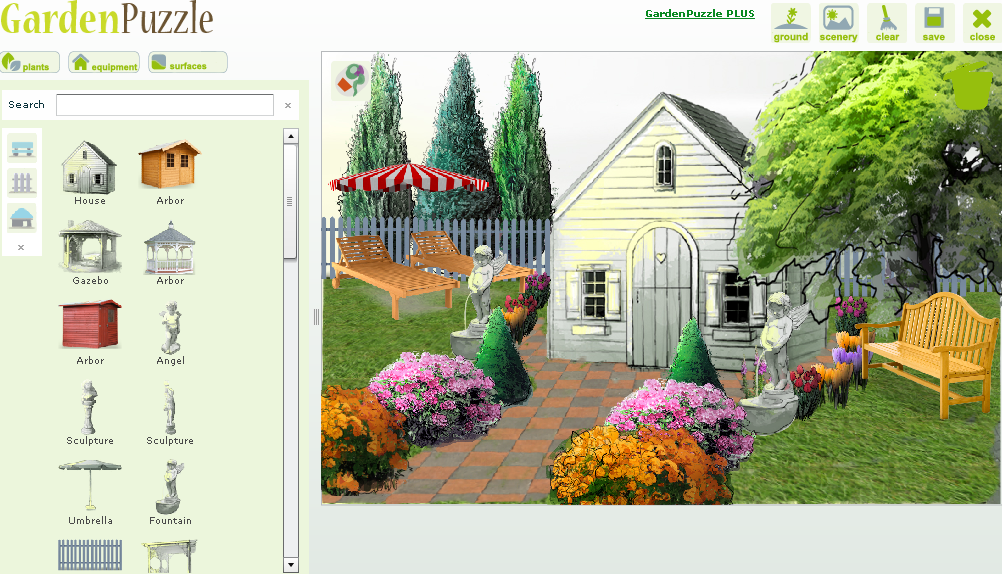 Design your garden generator veerublog for Garden design generator