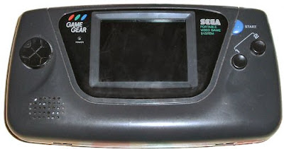 Sega Game Gear Handheld Gaming Device