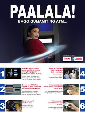 ATM Usage Safety Tips