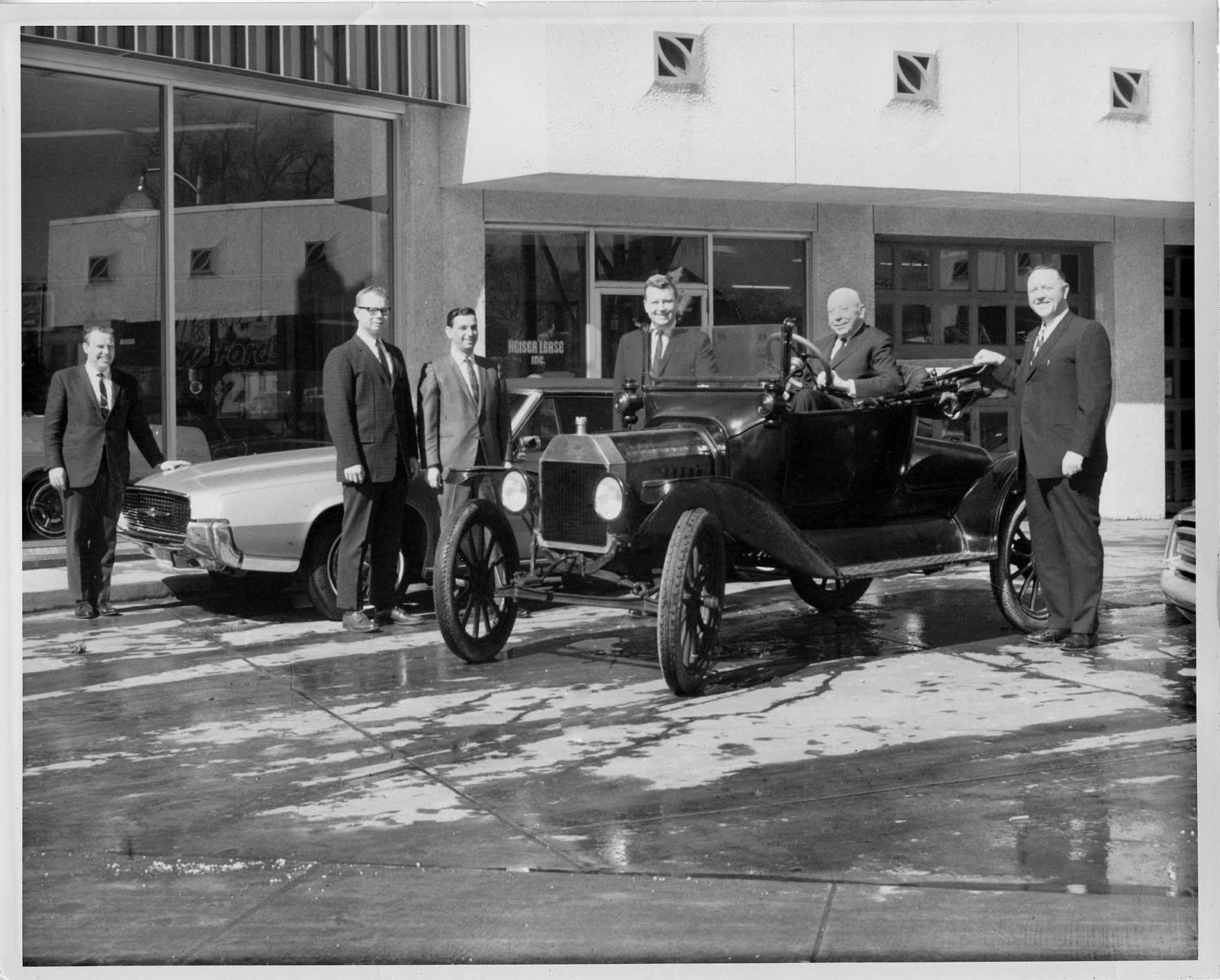 Chevy Dealer Milwaukee >> Heiser Automotive Group S History Heiser Toyota Blog