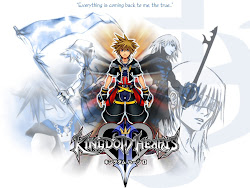 Kingdom Hearts: My favorite game