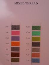 Thread Colors V