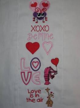 Valentine's Day Samples