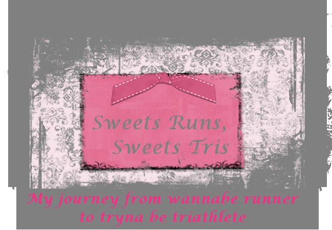Sweets Runs, Sweets Tris