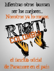 Fan Club Oficial Riot Colombia