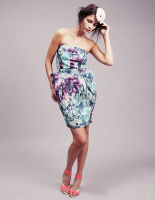 Liquorish dress from Pixie Market @ Dream Sequins