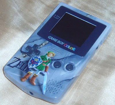 -= CUSTOM GAME BOY (Fat, Pocket et Color) =-  Gbclink