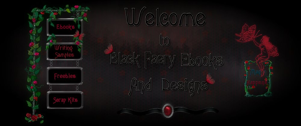 Black Faery Ebooks And Designs
