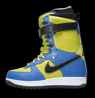 Nike Snowboarding Boots 1
