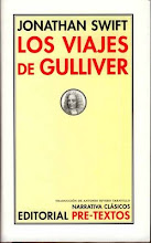 VIAJES DE GULLIVER, DE JONATHAN SWIFT (PRE-TEXTOS)
