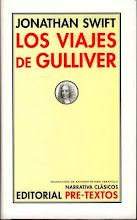 VIAJES DE GULLIVER, DE JONATHAN SWIFT (PRE-TEXTOS)