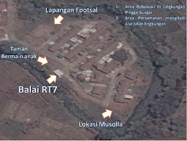 Mapping Lingkungan RT7