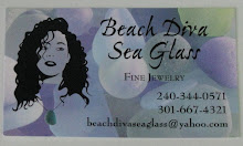 Beach Diva Sea Glass