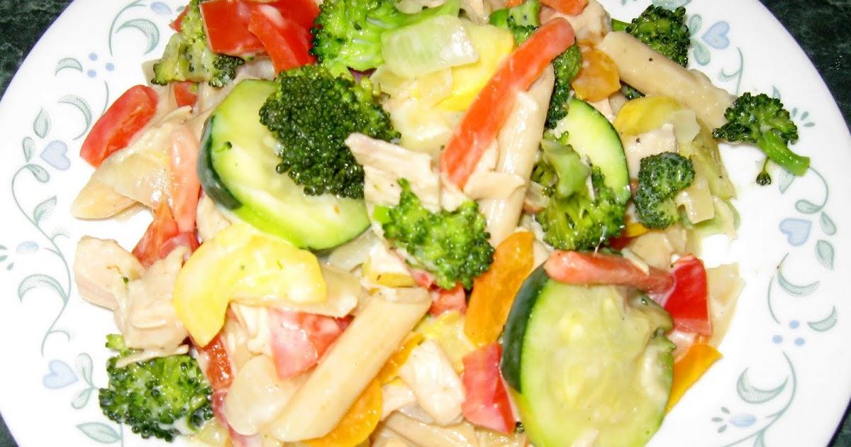 Debbi Does Dinner... Healthy & Low Calorie: Turkey Primavera