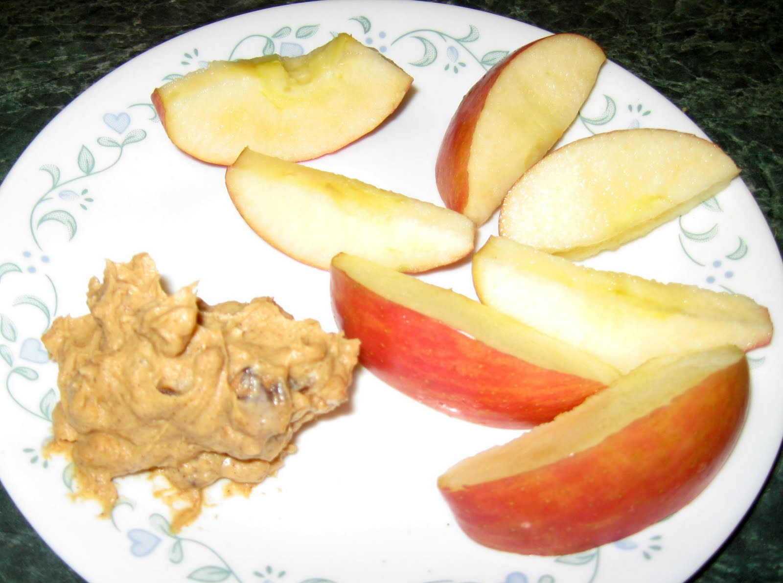 Debbi Does Dinner... Healthy & Low Calorie: Peanut Butter Dip