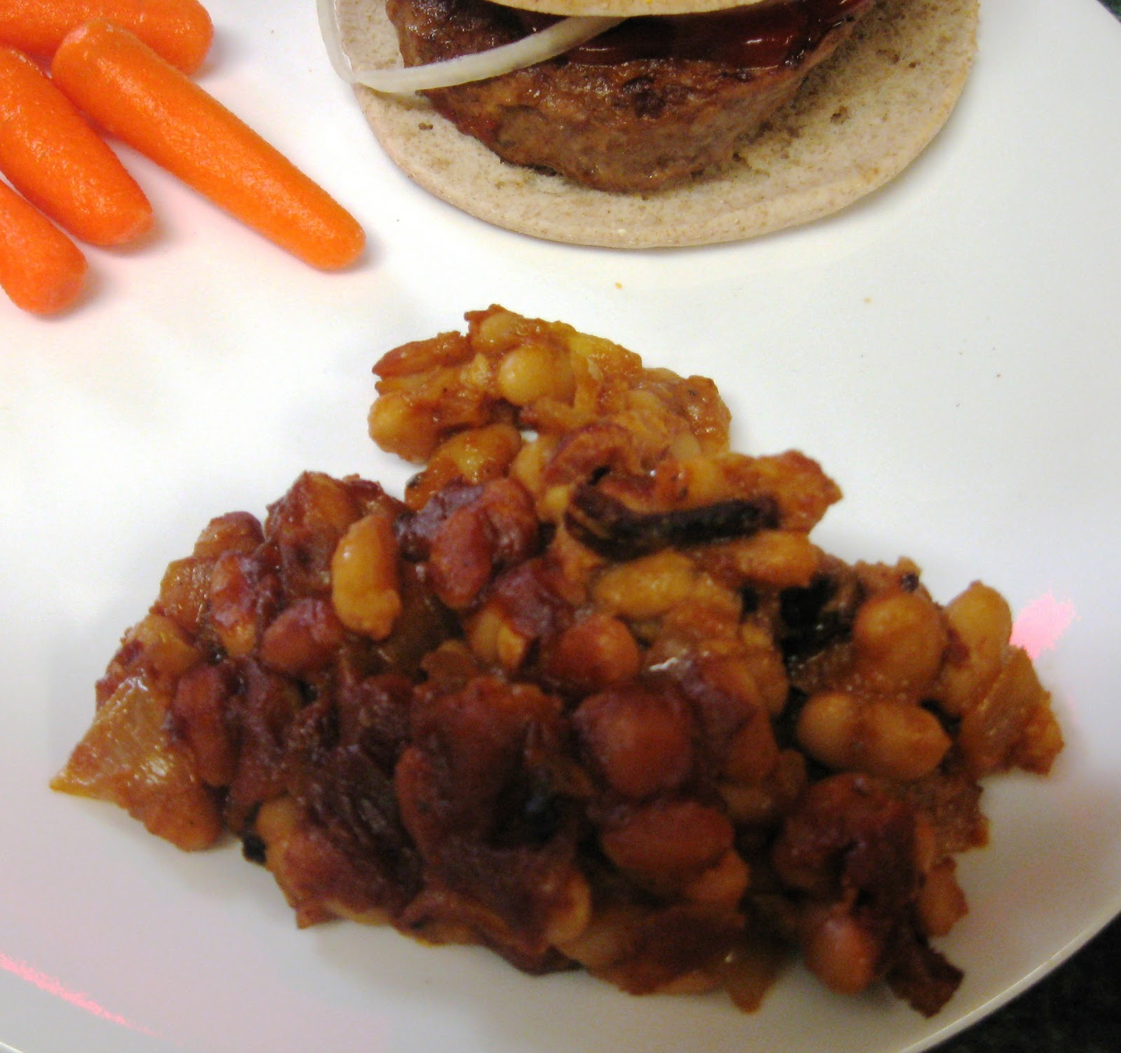Debbi Does Dinner... Healthy & Low Calorie: Root Beer Baked Beans