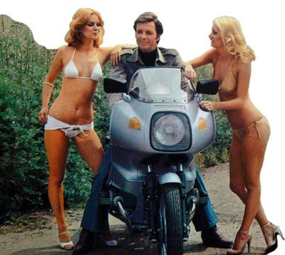 biker girlsclass=hotbabes