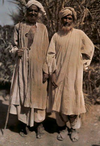 Two Mecca pilgrims