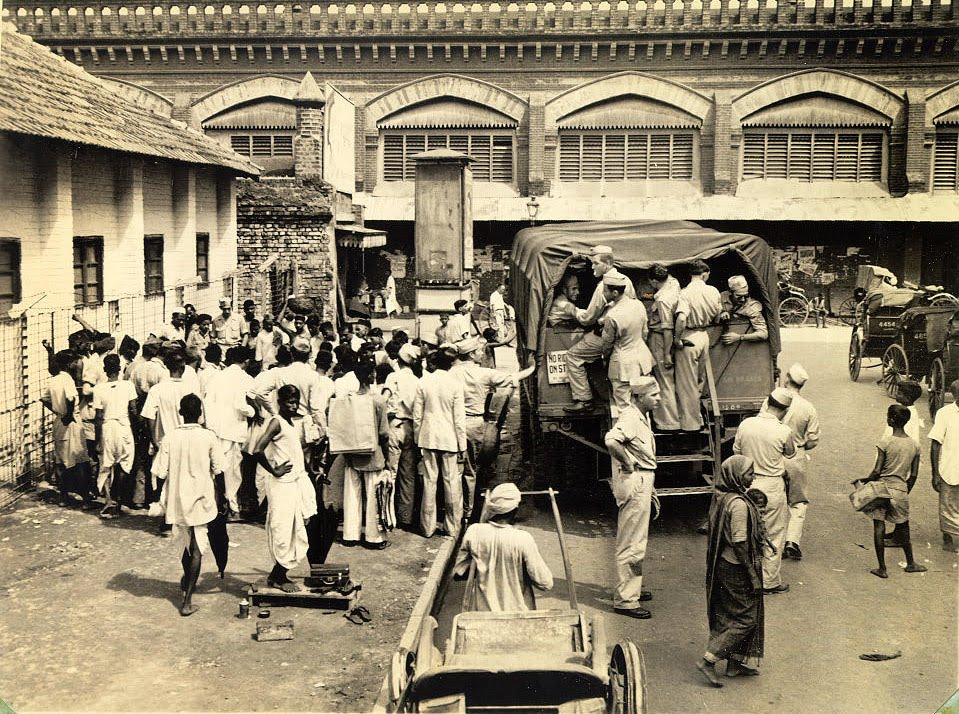 india before 1947 From empire to independence: the british raj in india 1858-1947  it seemed only a matter of time before india gained its freedom.