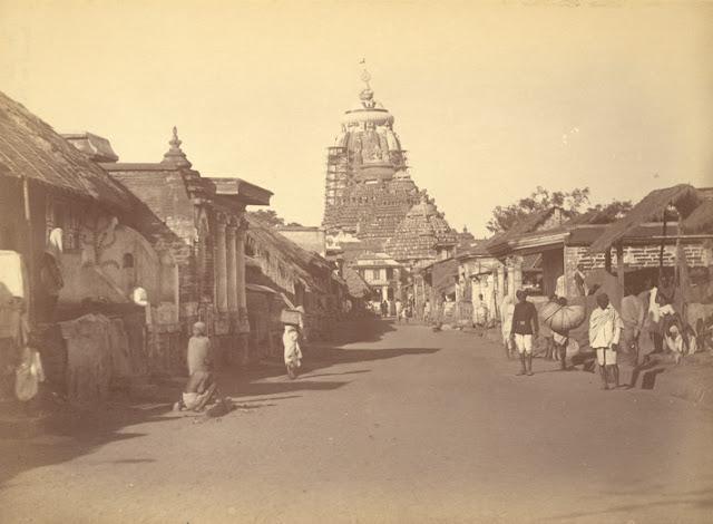 Puri India  city photos : Jagannath Temple Puri Orissa Part II Old Indian Photos