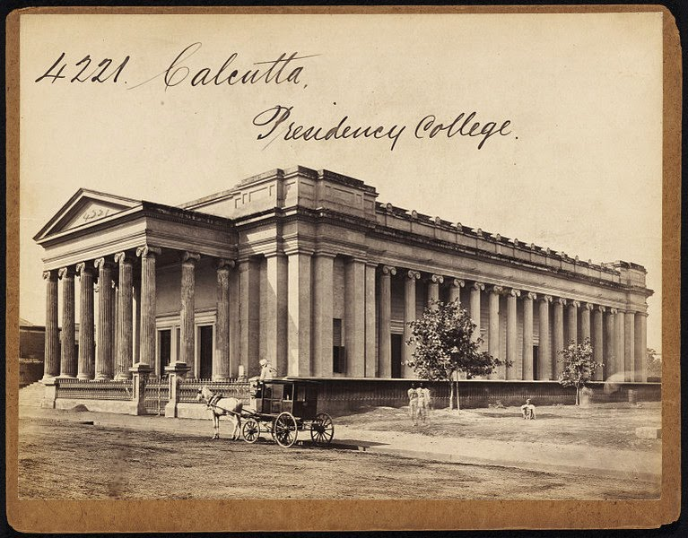 Presidency College Calcutta ( Kolkata )