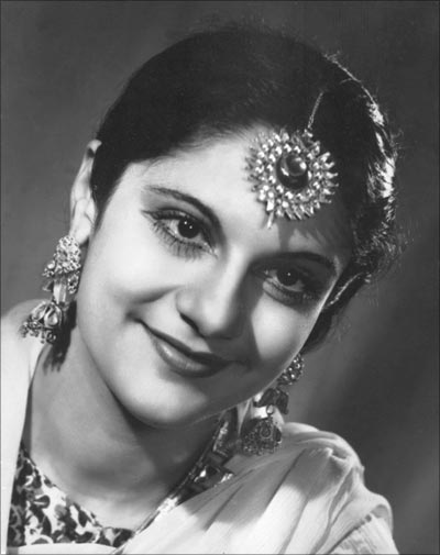 Pramila Esther Abraham - First Miss India 1947