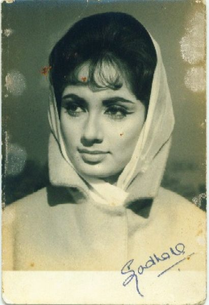 Hindi Movie Actor Sadhana