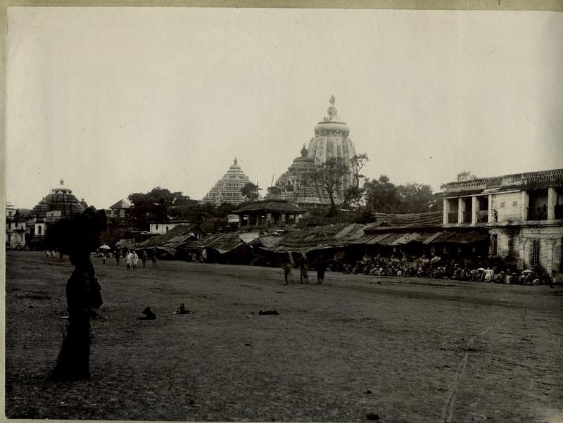 Jagannath Temple, Puri - 1890's