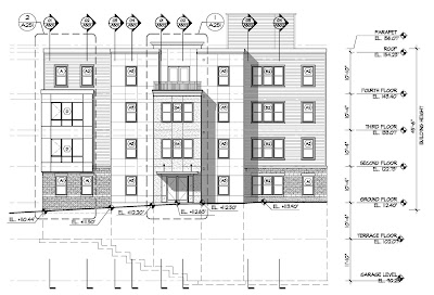 Apartment Building Plans 4 Units