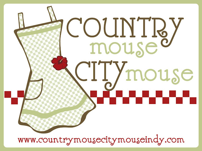 Country Mouse City Mouse Indy