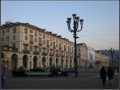 Turin - Building & Street