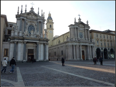 Turin - Churches