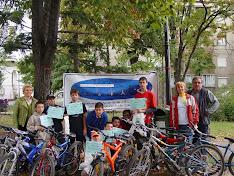 Concurs de biciclete <<22.09.2008>>
