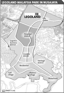 legoland,Investment,Medini