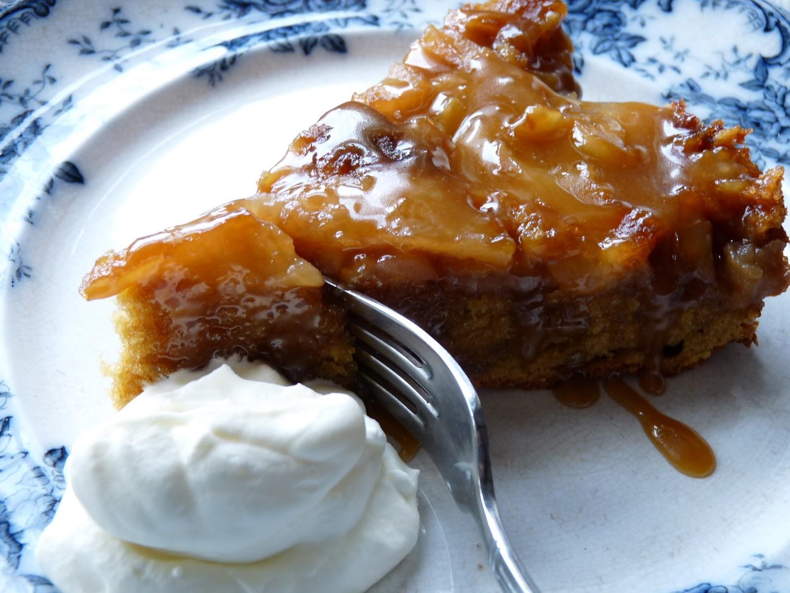 Apple Fudge Cake Rachel Allen