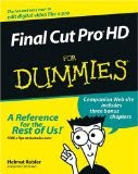 editing with Final cut pro for dummies or church