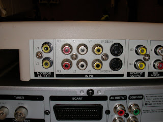 S-Video input to CMX-07 cheap video mixer