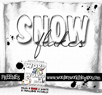 http://wordartworld.blogspot.com/2010/01/snowflakes.html