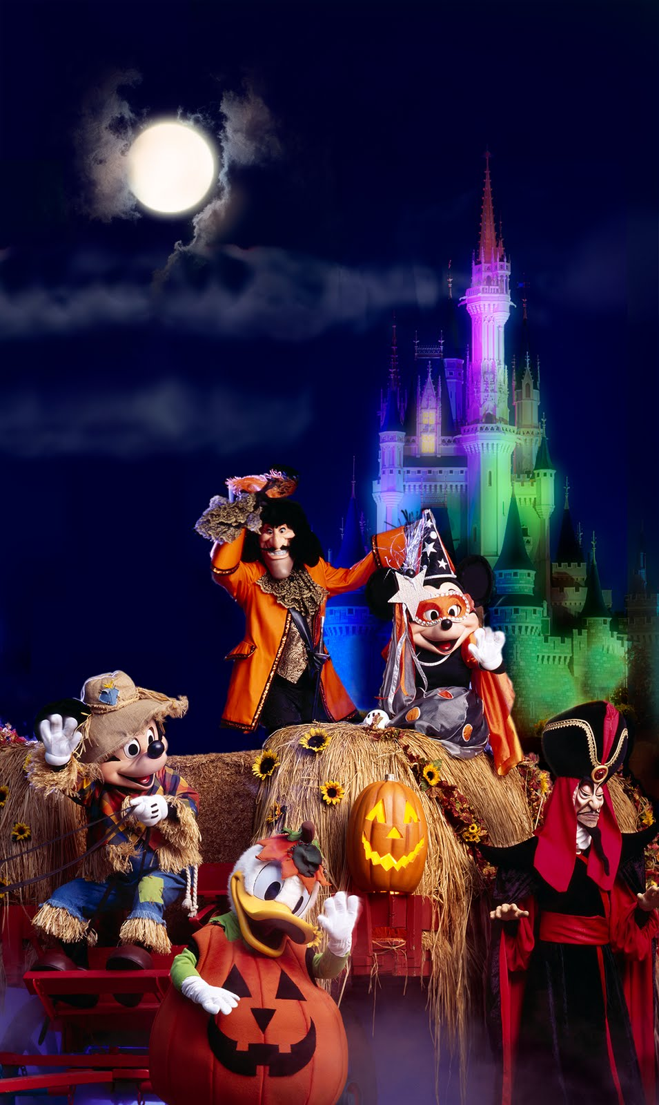 OrlandoTastic: Mickey's Not-So-Scary Halloween Party tickets now ...