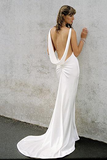Gorgeous wedding dress gorgeous backless wedding dresses for Gorgeous backless wedding dresses
