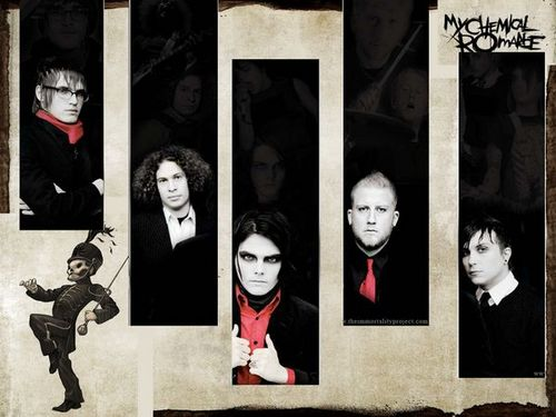 my chemical romance wallpapers. My Chemical Romance Wallpapers