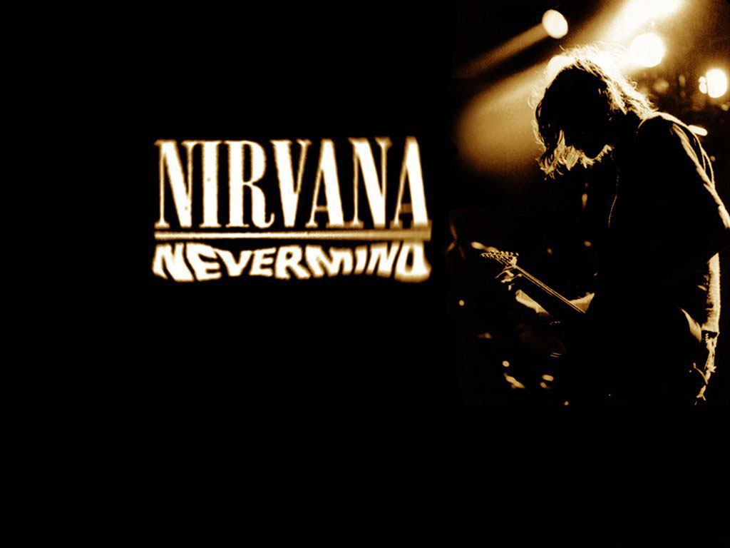 Rock Band Wallpapers: The Grunge Master : Nirvana Wallpaper
