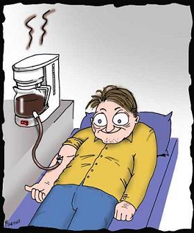 kaffe ja tack!