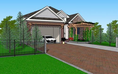 sketchup house design - Sketchup Home Design