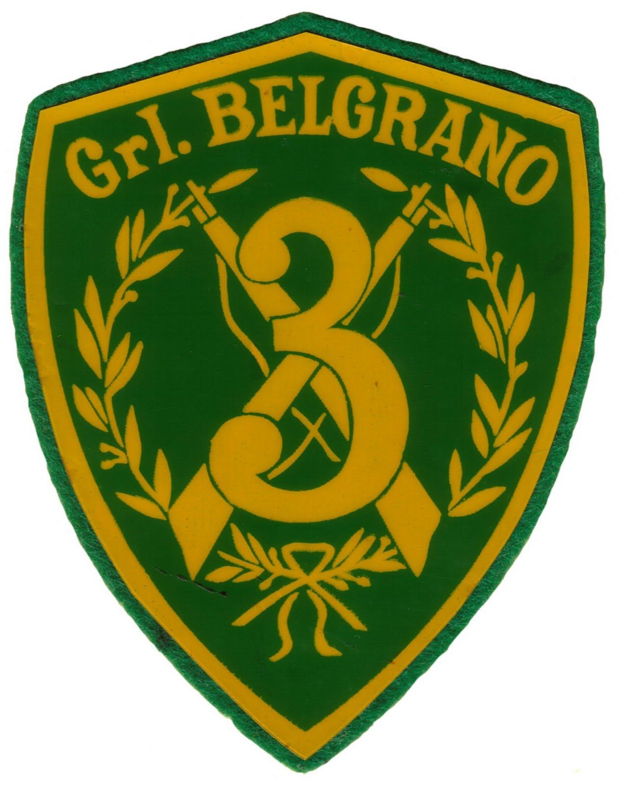 """Regimiento de Infantería Mecanizado 3 """"General Belgrano"""" (RI Mec 3 ..."""