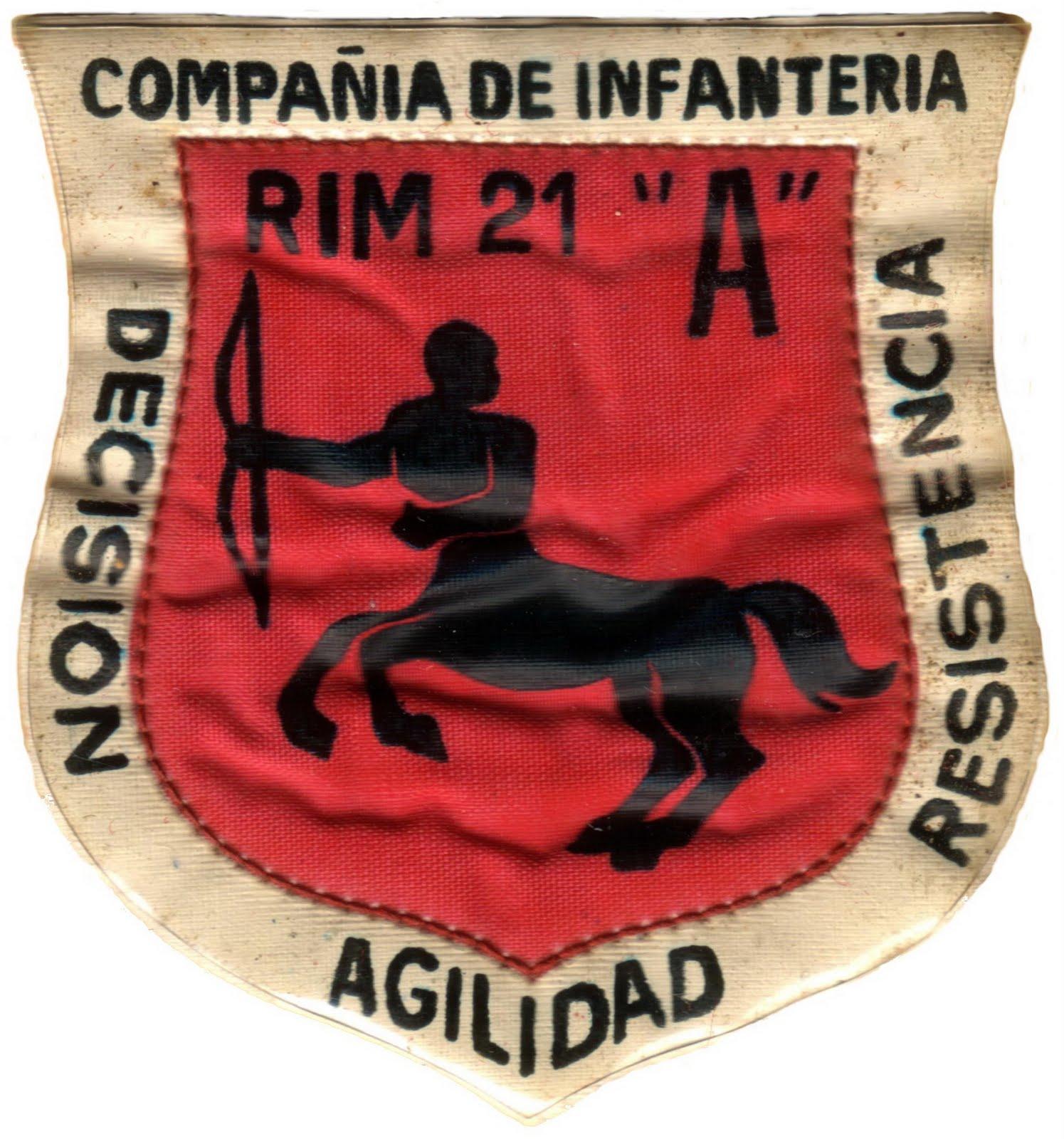 Regimiento de Infantería de Montaña 21 (RIM 21) - Compañía de ...